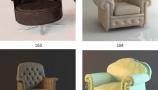 3DDD - Armchairs (1)