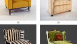 3DDD - Armchairs (4)