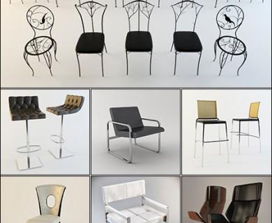 3DDD - Sidechairs (1)