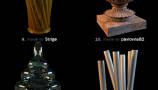 3DDD - Vases (2)