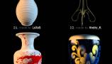 3DDD - Vases (3)