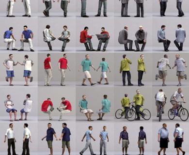 AXYZ Design - People & Motion Capturedata (3)