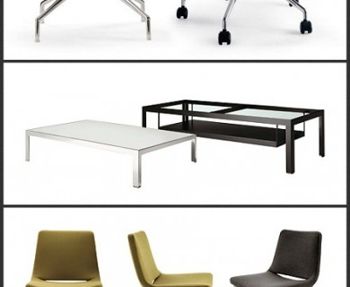 B&B Iitalia - Tables Chairs And Accessories (1)