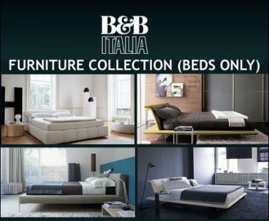 B&B Italia - Beds (4)