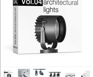 ModelPlusModel - Vol 04 Architectural Lights (6)