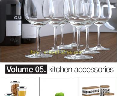 ModelPlusModel - Vol 05 Kitchen Accessories (6)