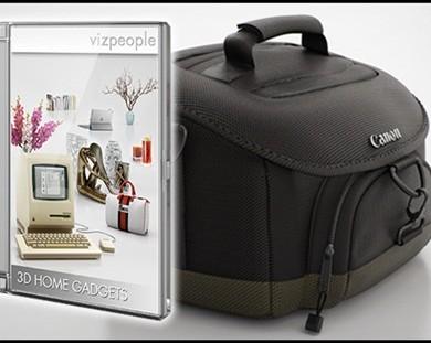 VizPeople - 3D Home Gadgets (1)