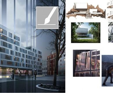 آموزش شبیه سازی معماری در تری دی مکس