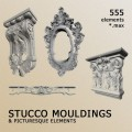 Stucco Mouldings & Picturesque Elements (1)