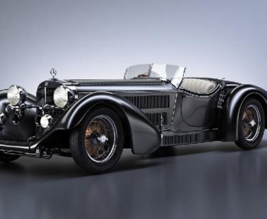 Turbosquid - Mercedes-Benz SS Roadster 1930 (1)