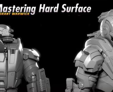 Grant Warwick - Hard Surface Modeling (1)