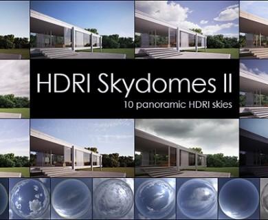 VizPark - HDRI Skydomes V 2 (1)