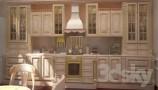 3DDD - Classic Kitchen Set (12)