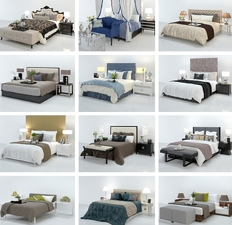 3D66 - Bed Collection (1)