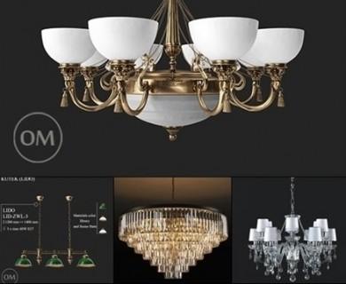 3DDD - Classic Lamp Set 1 (5)