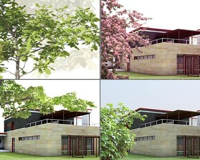 Dosch Design - 2D Viz-Images Foreground Plants & Trees (6)