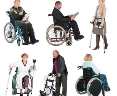 Dosch Design - 2D Viz People Seniors & Handicapped (1)