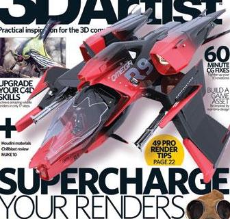 3D Artist - Issue 89 - 2016 (1)