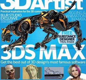 3D Artist - Issue 90 - 2016 (1)