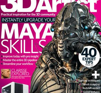 3D Artist - Issue 91 - 2016 (1)