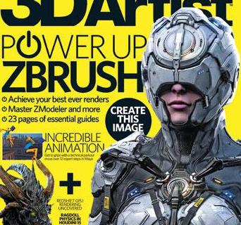 3D Artist - Issue 93 - 2016 (1)