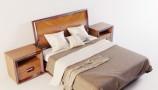 3DDD - Classic Bed (10)