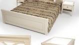 3DDD - Classic Bed (16)