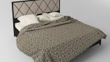 3DDD - Classic Bed (17)