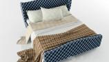 3DDD - Classic Bed (8)