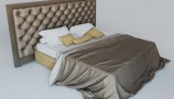 3DDD - Classic Bed (9)
