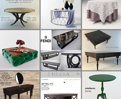 3DDD - Classic Table (1)