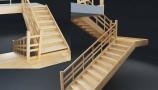 3DDD - Modern Stair (13)