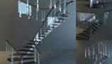 3DDD - Modern Stair (19)