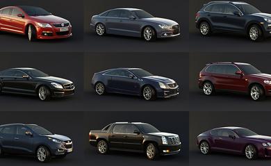 Vargov3d - Cars Collection (1)