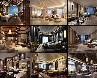 3D66 - Suites Hotel 3D66 Interior 2015 Vol 1-6 (2)