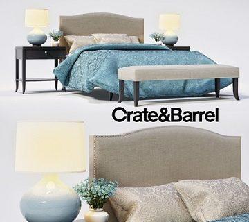 Pro 3DSky - Set Colette Crate & Barreldlya Bedrooms (2)