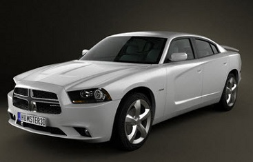 Humster3D - Dodge Charger (LX) 2011 3D Model (2)