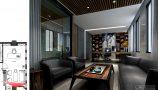 G1608-21-H华龙大厦2409室设计师:叶昌哲总经理