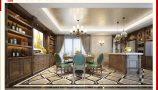 H17-1606BS-124融侨外滩D3#2401 餐厅 设计刘丽红 图像胡丹-第三稿