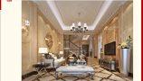 H5-1602FS-027融信大卫城A15#101 设计刘伟 图像李宇 客厅