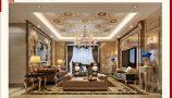 H8-1602FS-024亿力江滨2A#2905-2906 客厅设计李真图像李宇