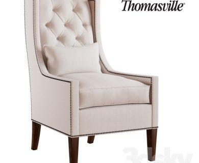مدل سه بعدی صندلی