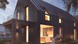 590-Vray-Night-Scene-Rendering-Modern-House-Architecture-Free
