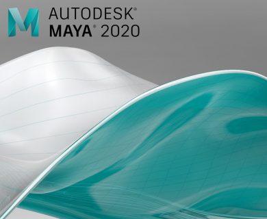 دانلود رایگان نرم افزار مایا Autodesk Maya 2020