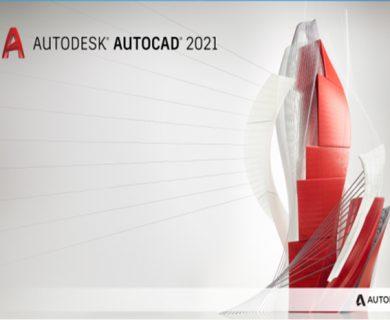دانلود رایگان نرم افزار Autodesk AutoCAD 2021