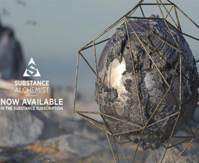 دانلود رایگان نرم افزار Allegorithmic Substance Alchemist 2020.1.1