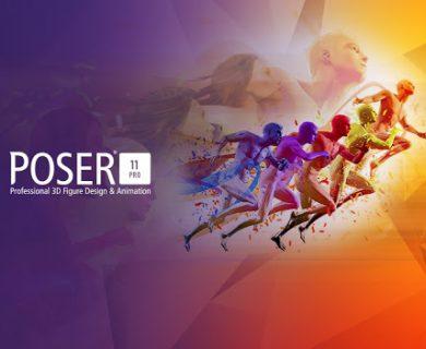 دانلود رایگان نرم افزار Smith Micro Poser Pro 11.1.1.35540
