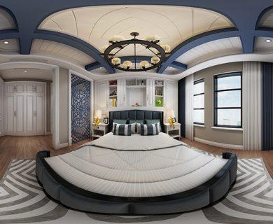 صحنه داخلی Bedroom R26 از Interior Design 2019