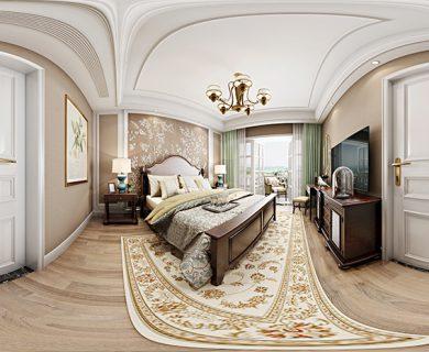 صحنه داخلی Bedroom R31 از Interior Design 2019