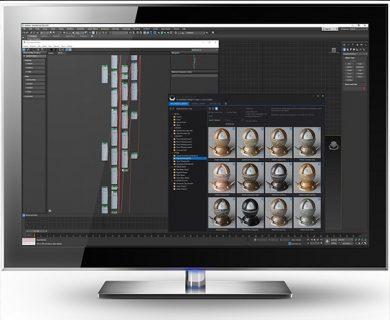 دانلود رایگان پلاگین SIGERSHADERS XS Material Presets Studio v2.5.0 برای3DS Max 2013-2021